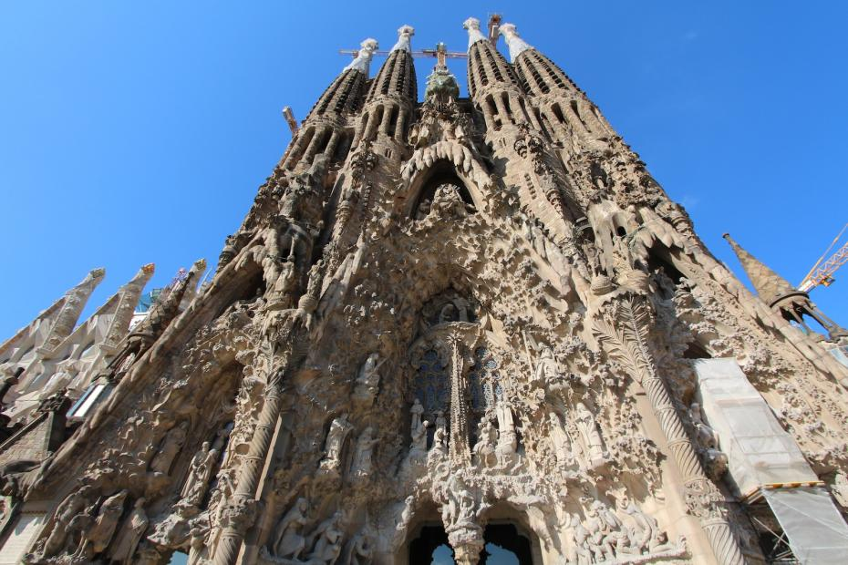 Sagrada Familia, Barcelona [28 May 2013]