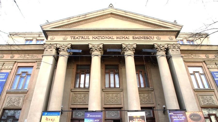 """Să mergem la spectacol! Repertoriul săptămânal al Teatrului Național """"Mihai Eminescu"""""""