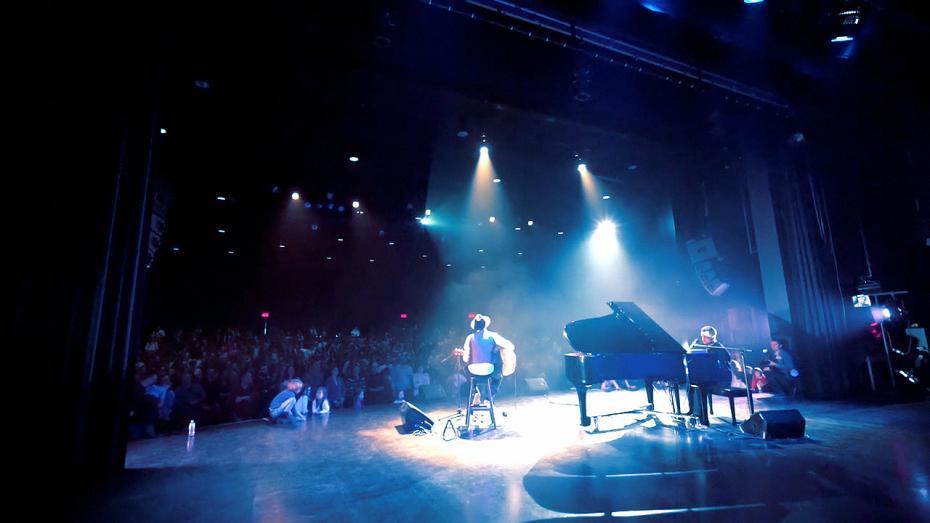Vocile Curajului Montreal stage