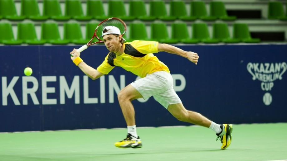 Veste bună! Tenismanul moldovean Radu Albot s-a calificat în runda a doua la ATP Sofia