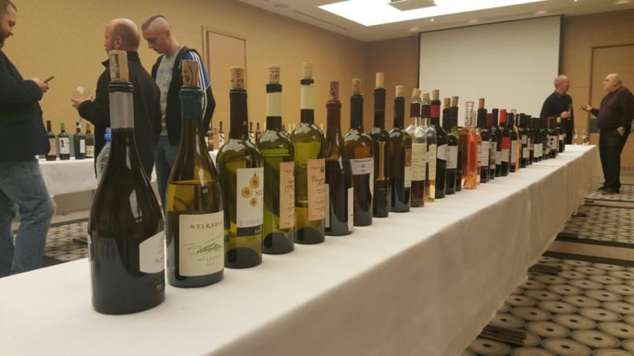 În perioada 15-18 februarie degustați vinuri din 11 țări la Black Sea Region Wines & Spirits Contest 2017