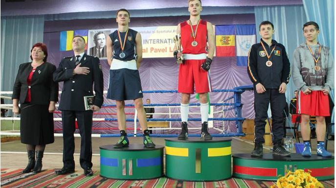 """(foto) Iată câștigătorii celei de-a 22-a ediții a Turneului Internațional de box """"În memoriam Pavel Lușcevschii"""""""