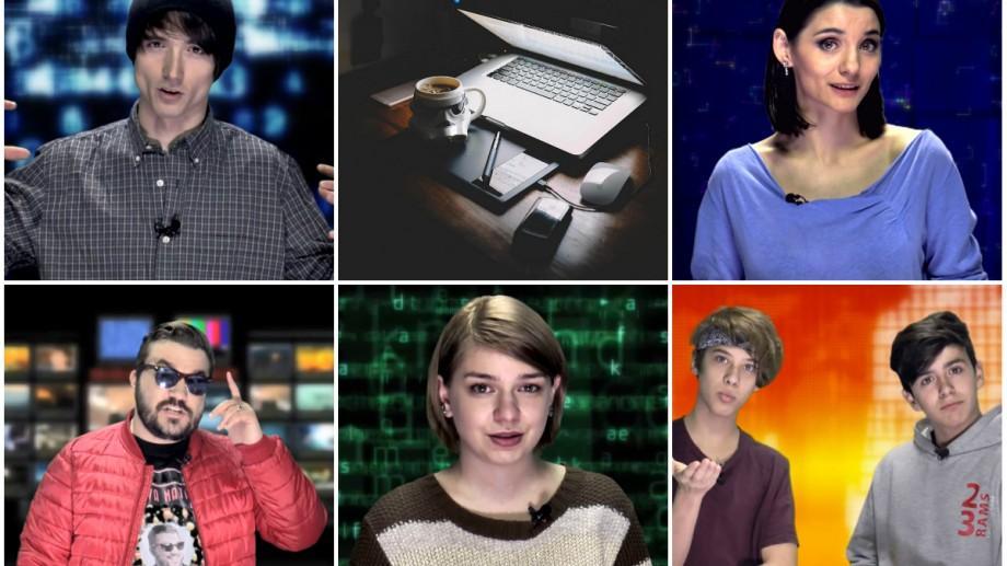 (video) Ilie Bivol, Zdarova Natasha, LILU și alți vloggeri au lansat o provocare adresată adolescenţilor