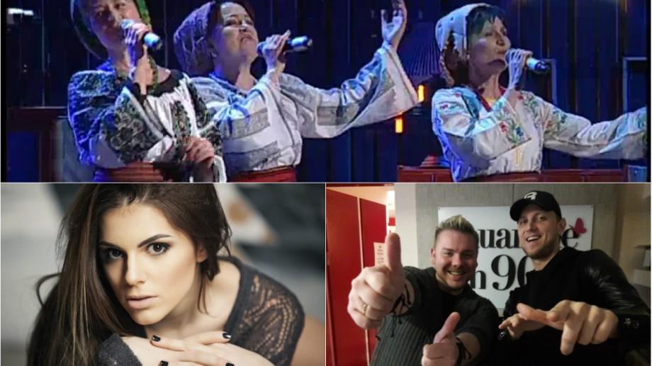 (video) Cine sunt cei opt concurenți calificați în finala selecției naționale Eurovision 2017