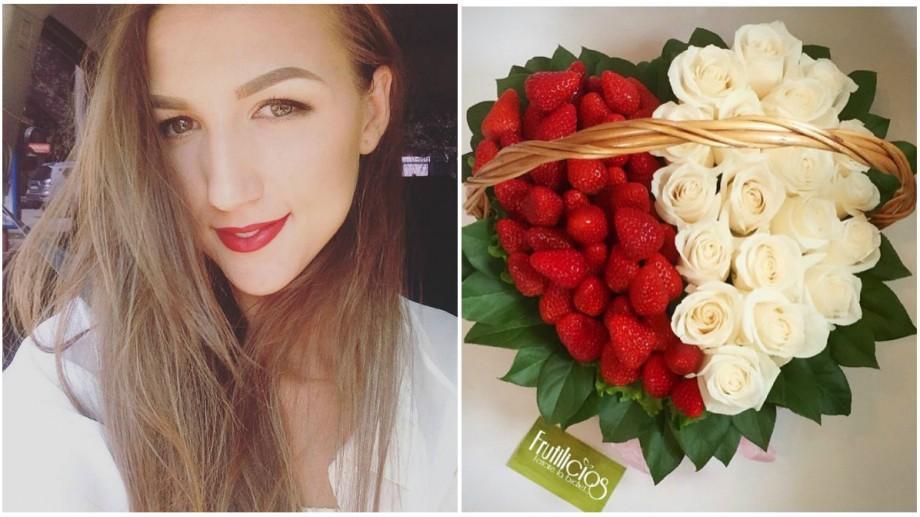 (foto) Buchetele pot fi sănătoase și gustoase! O tânără din Chișinău și-a lansat o afacere cu buchete din fructe