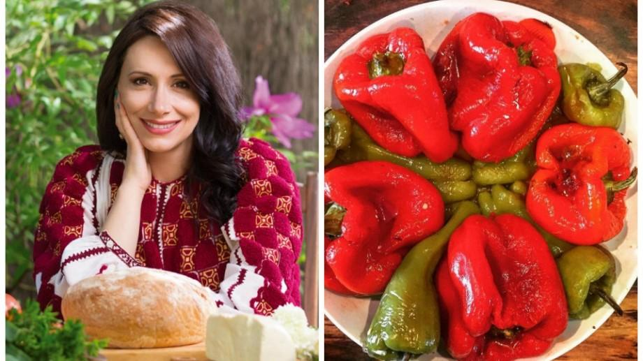 (video) Nata Albot a promovat gastronomia tradițională la o emisiune TV din Canada