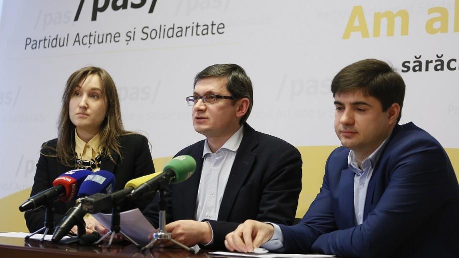 Cei de la PAS au venit cu o soluție privind alimentaţia copiilor în grădiniţele din Chişinău