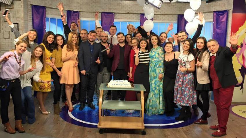 JurnalTV se relansează pe micile ecrane din 5 martie. Detalii de la Val Butnaru