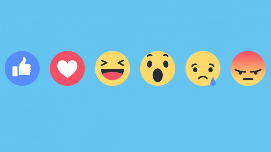Cum îți vor influența reacțiile de pe Facebook news feed-ul