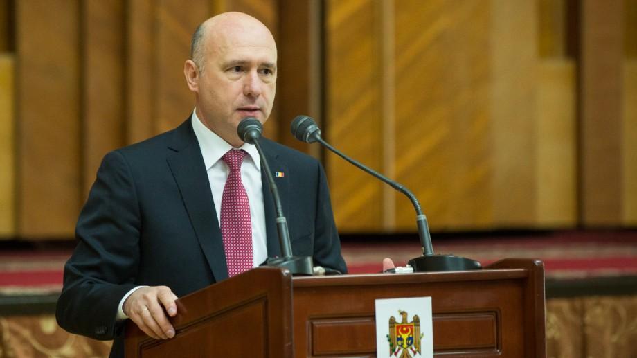 Premierul Filip efectuează o vizită oficială la Kiev
