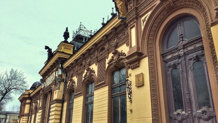 (foto) Descoperiri urbane: Casa Hertza – locuința primului primar al Chișinăului după Marea Unire