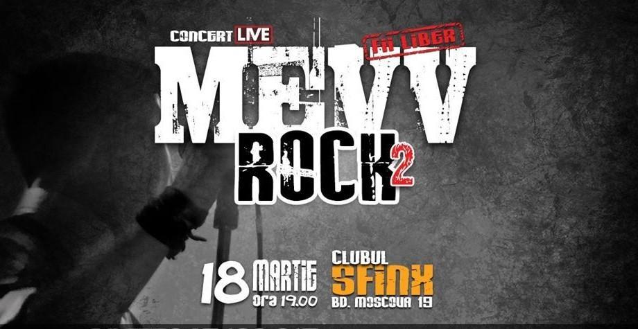 (video) Reduceri de 50% pentru studenți la concertul LIVE Mevv Rock 2