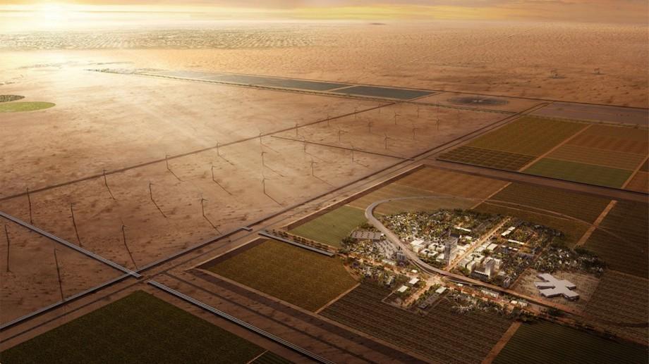 (video) Oraşul ce va fi construit cu 1 bilion de dolari, dar în care nu va locui nimeni