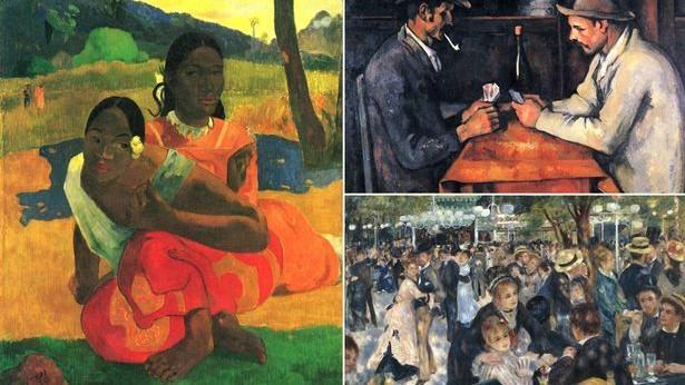 (foto) Lista celor mai scumpe tablouri vândute vreodată