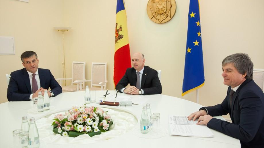 """Filip cere ca datoriile acumulate de regiunea transnistreană să treacă către SRL """"Tiraspoltransgaz"""""""
