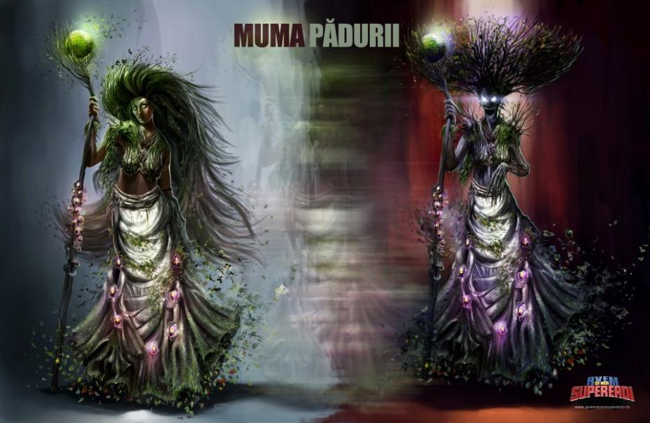 muma-padurii