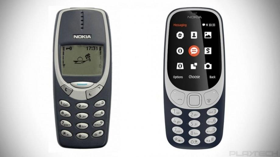 (foto, video) Nokia 3310 a fost relansat într-o variantă modernă
