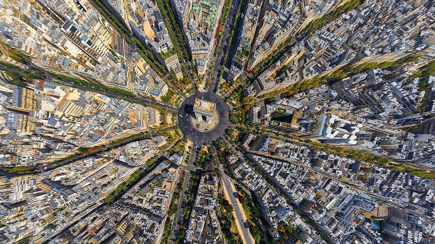 (foto) Plimbare aeriană: 20 de imagini spectaculoase ale orașelor lumii așa cum nu le-ai văzut înainte