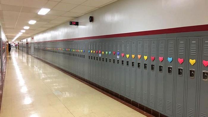 Un elev din Ohio a creat peste 1 500 de felicitări de Valentine's day, pentru fiecare coleg din școala sa