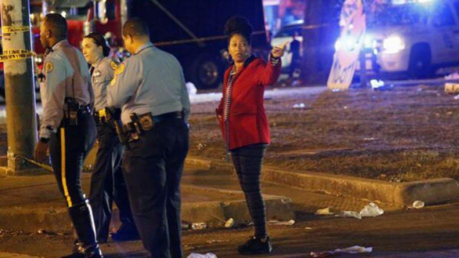 (video) SUA: Un camion a intrat în mulțime la New Orleans, 28 de răniți