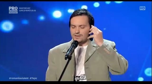 (video) Românii au Talent: Basarabeanul care s-a crezut tenor, dar nu a atins notele. A primit patru de NU