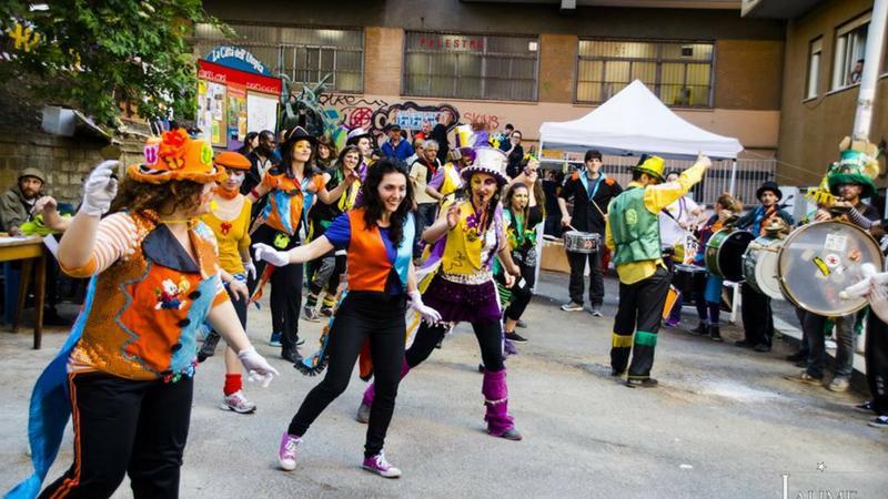Fii voluntar la cea de-a 10-a ediţie a Festivalul Internațional al Supei în Roma, Italia