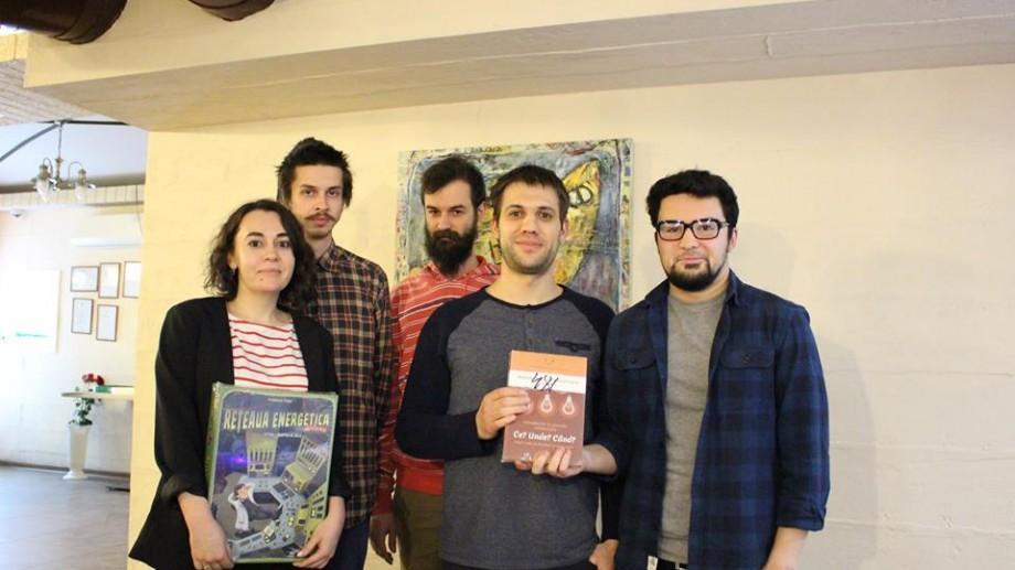 (foto) Testează-ți cunoștințele la o nouă ediție de Trivia Quiz în limba română