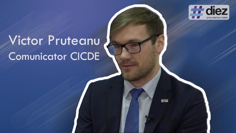 (video) Unde-s tinerii. Victor Pruteanu: Am ales să contribui la exercițiul de bază al democrației. Vreau să schimb ceva în țară
