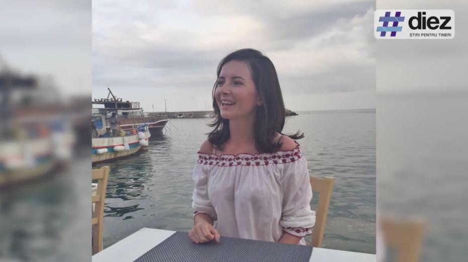 (video) Unde-s tinerii. Elena Caliman, despre designul interior contemporan și miile de cupcake-uri originale gătite