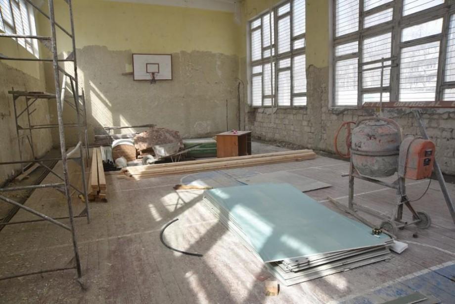 (foto) Centrele de Excelență vor fi renovate capital cu ajutorul Uniunii Europene