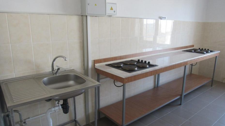 (foto) Studenții de la UTM care stau la cămin se pot bucura de bucătării renovate