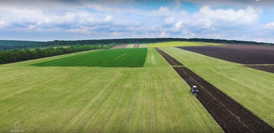 (video) Peisajele Moldovei văzute de la înălțimea zborului unei păsări