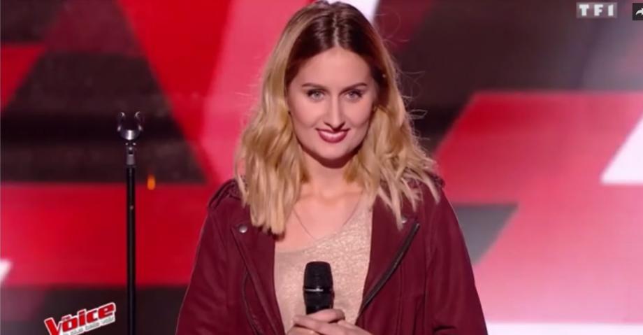 """(video) Lidia Isac a participat la  """"The Voice"""" Franța: """"O mare aventură începe pentru mine"""""""