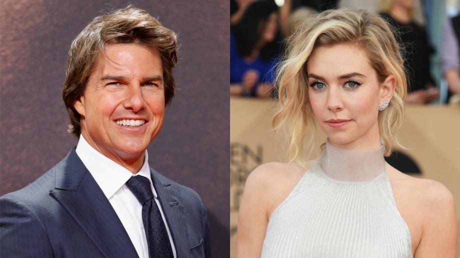 Noua iubită a lui Tom Cruise este cu 25 de ani mai tânără ca el