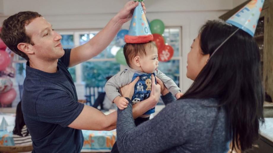 Soția lui Mark Zuckerberg este însărcinată cu al doilea copil