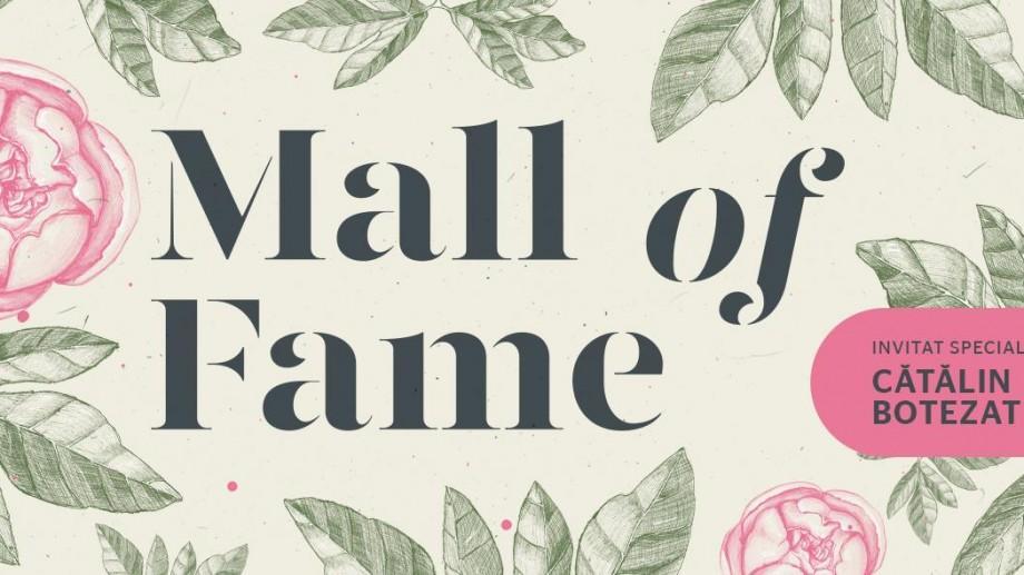 """Cadou de primăvară de la Shopping MallDova: o nouă ediție """"Mall of Fame"""""""