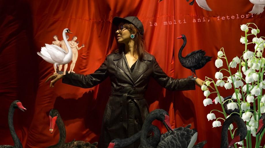 (video) Videoclipul Alexandrinei Hristov a fost nominalizat la Berlin Music Video Awards