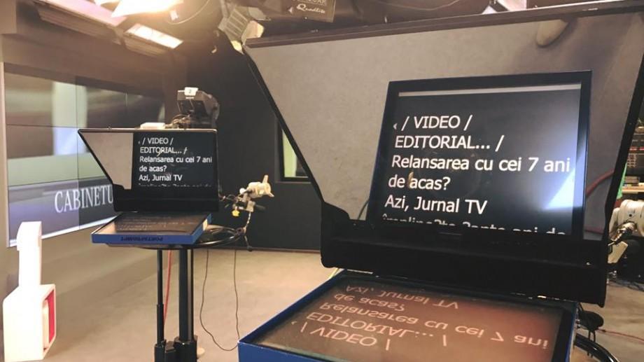 (video) Jurnal TV s-a mutat la casă nouă. Cum arată acum sediul televiziunii