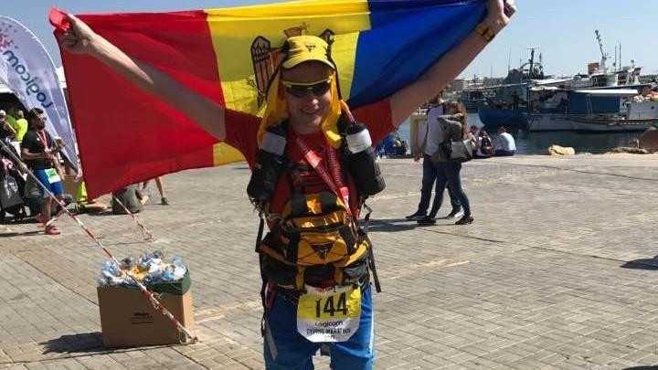 Un moldovean va participa la un ultra-maraton de șase zile în deșertul Sahara din Maroc
