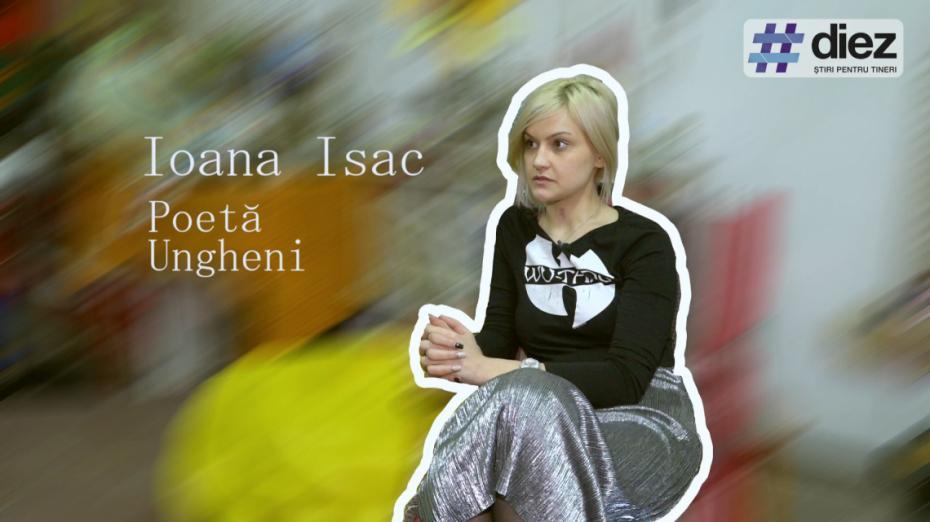 (video) Unde-s tinerii. Ioana Isac, despre poezie în era tehnologiilor: Publicul nu mai vine la tine, așteaptă tu să mergi la el