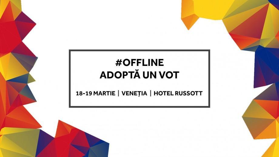 Offline-ul comunității Adoptă un Vot: 180 de moldoveni din 19 țări se întâlnesc în această săptămână la Veneția