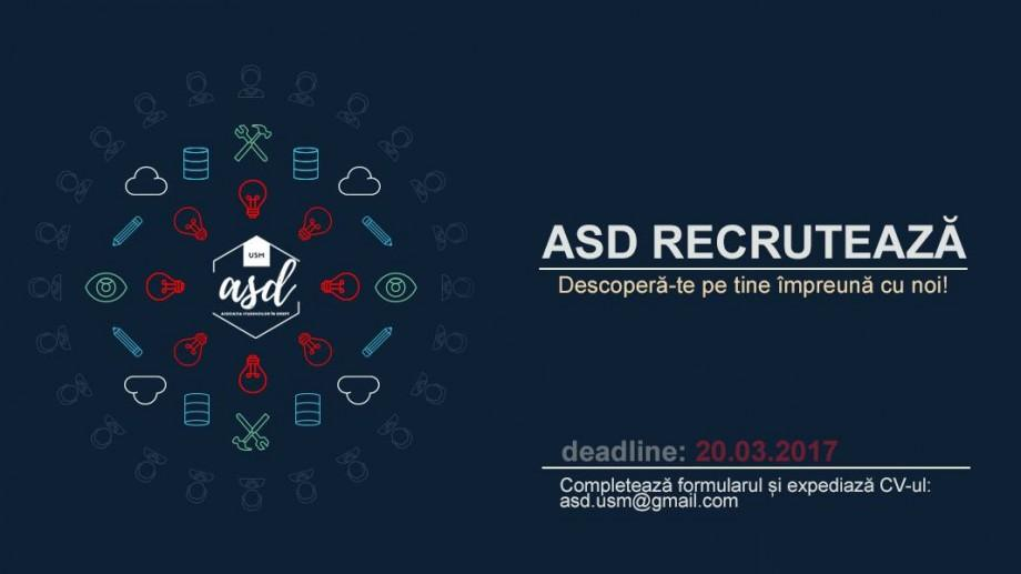 Începe recrutarea 2017. Asociația Studenților în Drept își mărește echipa
