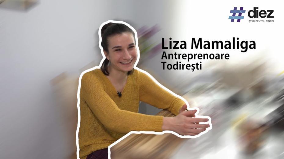 (video) Unde-s tinerii. Liza Mamaliga, tânăra de la Todirești care a reușit să dezvolte o afacere organică în domeniul apiculturii