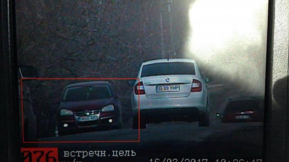 InfoTrafic: Drumurile naționale unde sunt amplasate mașinile radar vineri, 17 martie