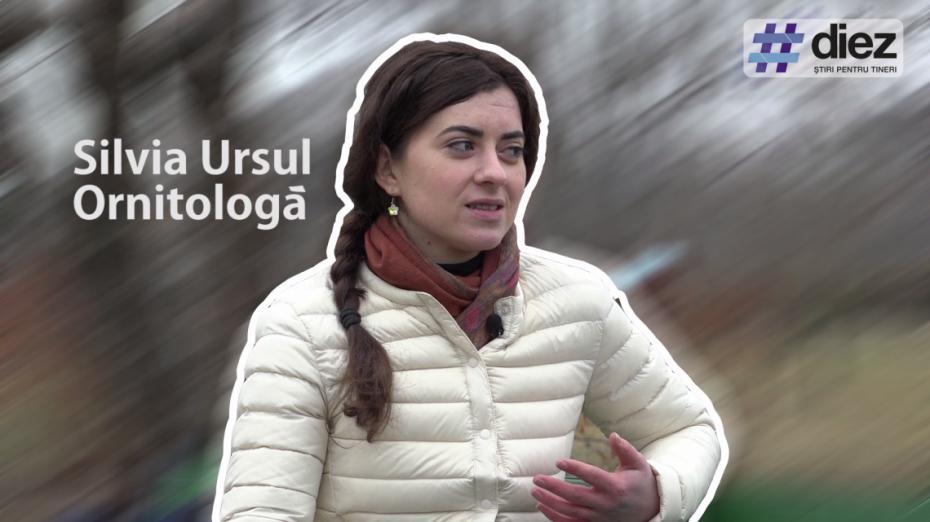 (video) Unde-s tinerii. Silvia Ursul, despre birdwatching și cum poate deveni Moldova o destinație ecoturistică interesantă