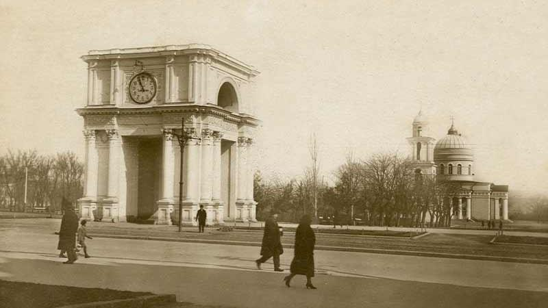 (foto) Amintiri dintr-o altă epocă. Chișinăul anului 1928 văzut prin ochii unui călător francez