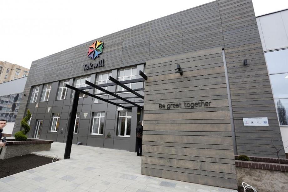 (video) A fost inaugurat Tekwill, spațiul ce va găzdui inovația și excelența în Republica Moldova