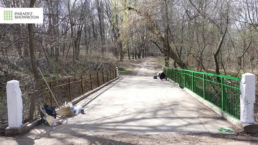 (foto) Podișorul din parcul Valea Morilor a prins culoare în cadrul unui proiect social