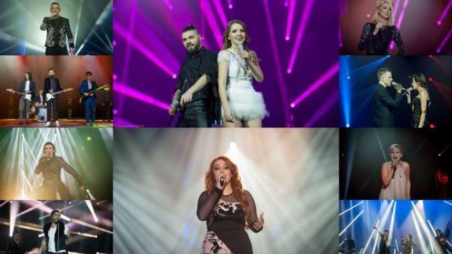 România va desemna astăzi câștigătorul Selecţiei Naţionale Eurovision 2017. Cine e marele favorit
