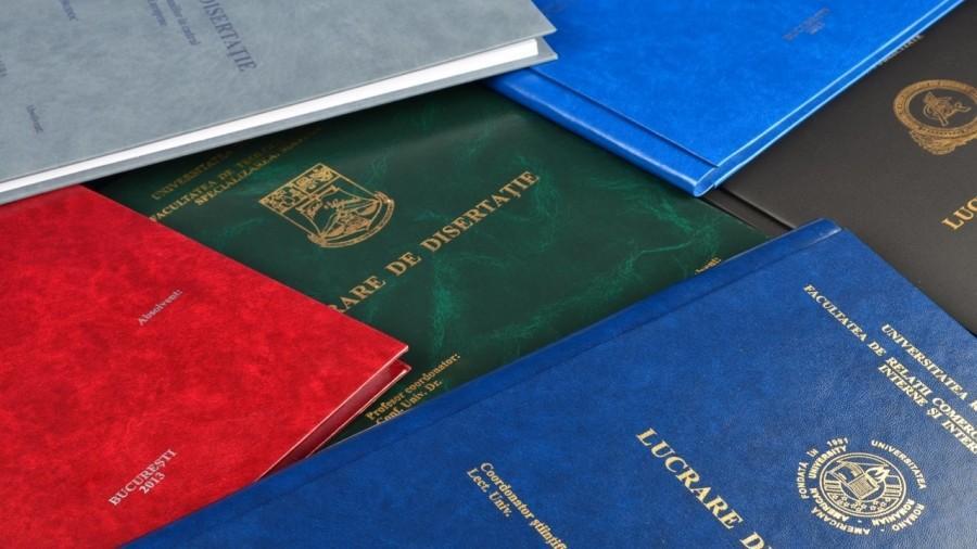 Admitere doctorat: 313 locuri cu finanțare de la bugetul de stat pentru ciclul III